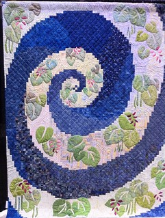 Jack's Beanstalk ~ Quilt by Sue Frame | by Pam from Calif