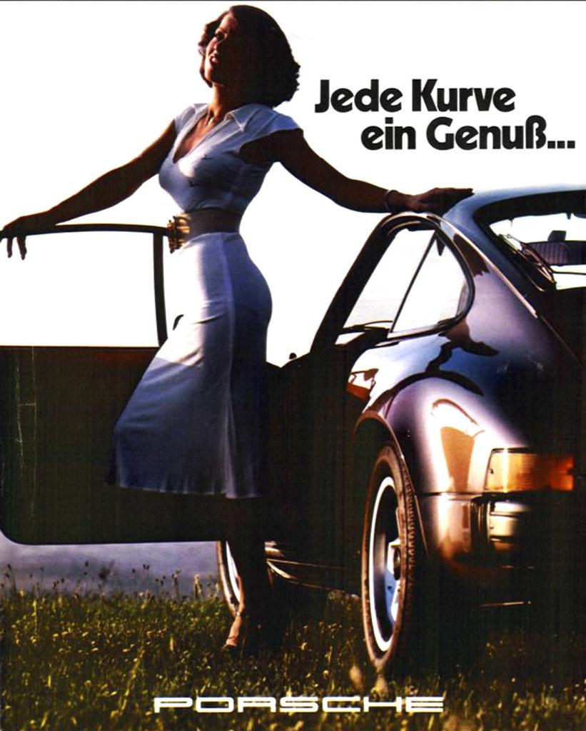 Porsche 911 G Type Ad Porsche Jede Kurve Ein Genuss