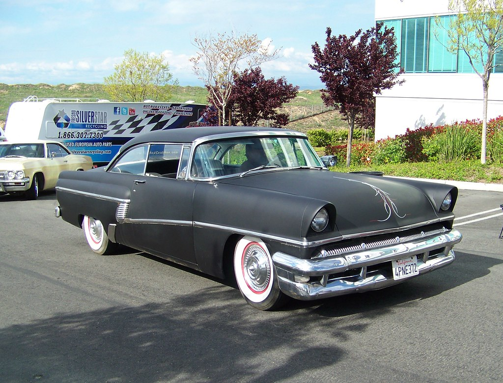 1956 Mercury Monterey Rods On The Bluff Friday Night