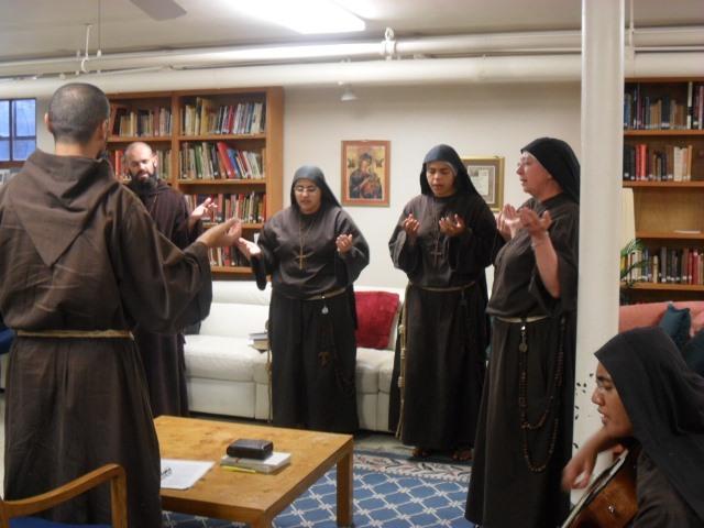 Spiritual retreat for Religious