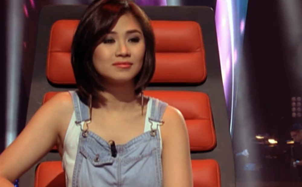 Sarah Geronimo cried on The Voice Kids | Michael Howard ...