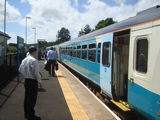 Fishguard & Goodwick train