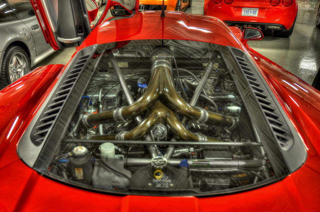 Lingenfelter Collection Saleen S7 Twin Turbo See