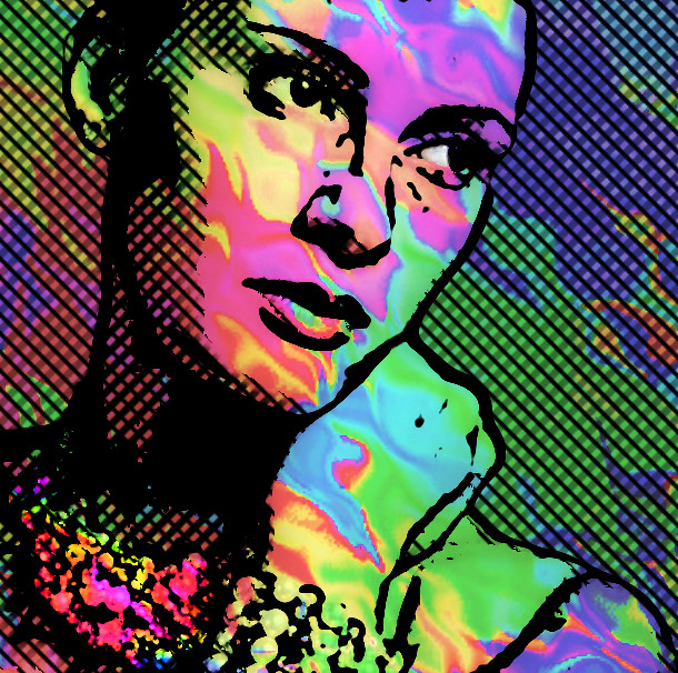 Colorful Portrait Photoshop Photoshop Portrait | by