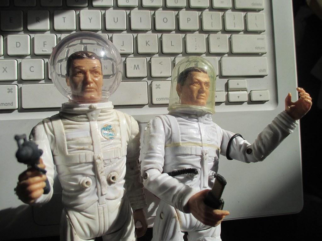apollo astronauts 1960 s marx plastic figures - photo #25
