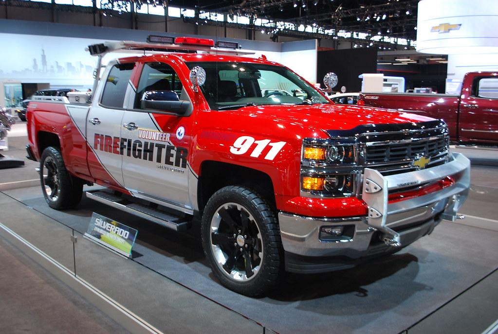 Reaper Silverado >> Chevy Silverado Volunteer Firefighter Truck | artistmac ...
