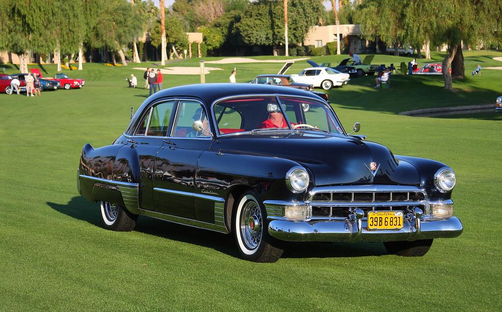 1949 Cadillac Series 62 4 Door Sedan Fvr 2014 Desert