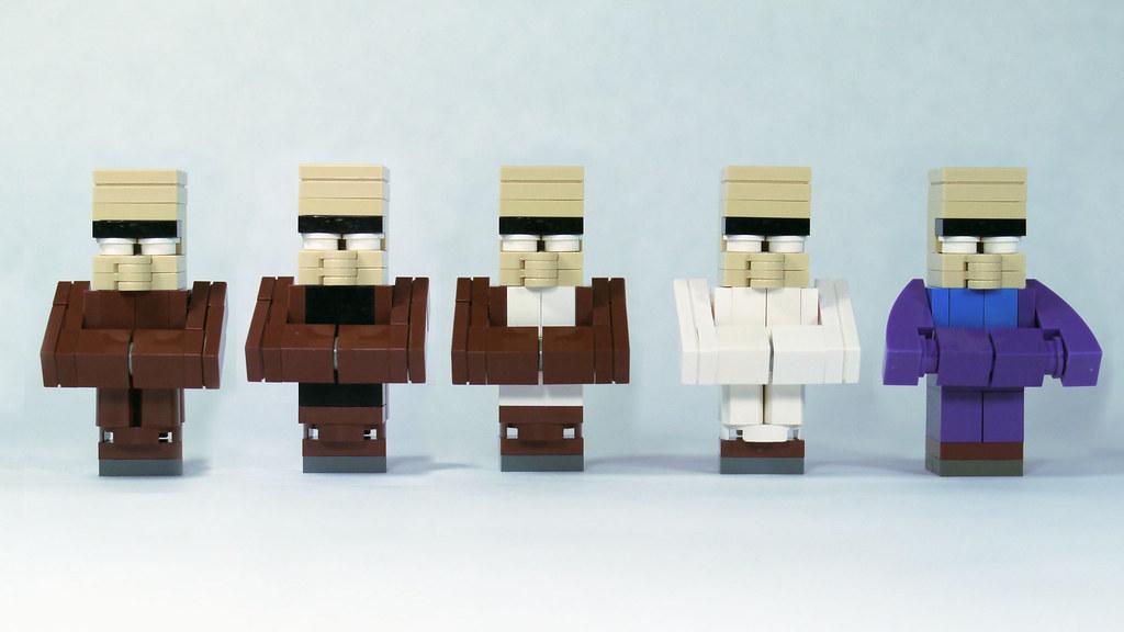 Build Ancien Minecraft Grs