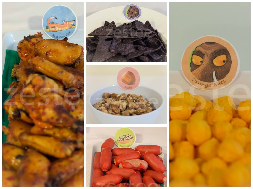 Gruffalo Party Food Ideas