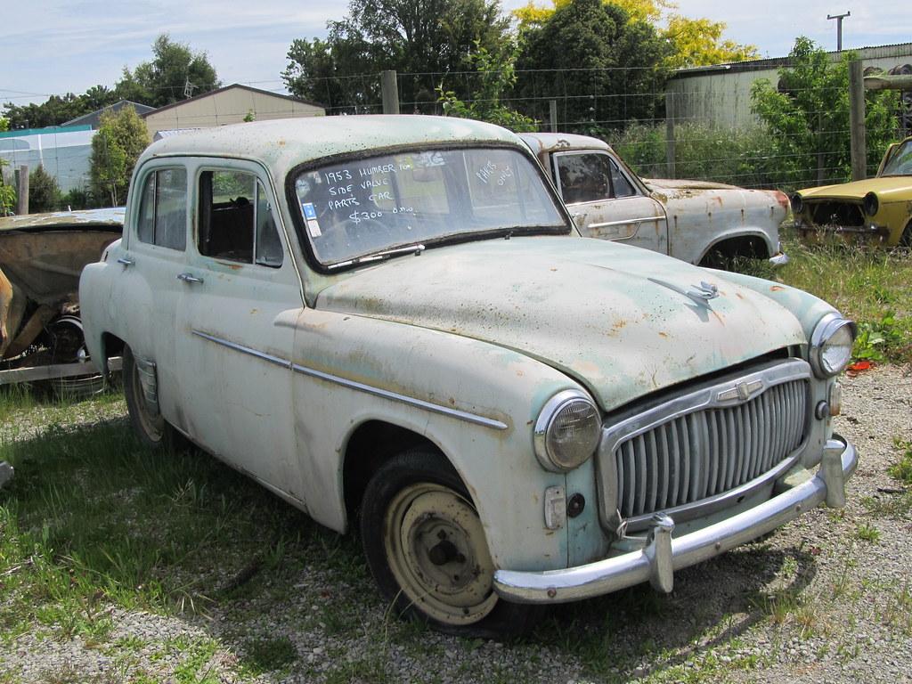 Humber Car New Model Price