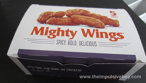 McDonald's Mighty Wings Bone-In Chicken | by theimpulsivebuy