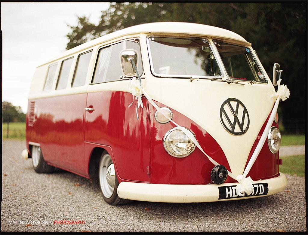 VW Camper Wedding | Co...
