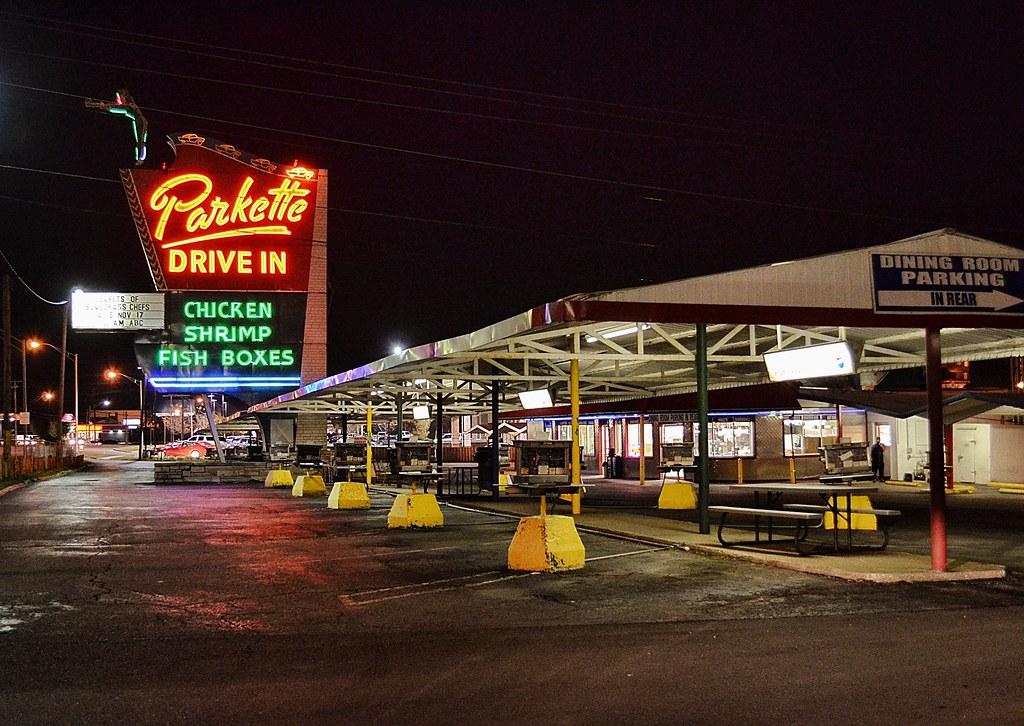 Parkette Drive In Lexington Ky Podolux Flickr