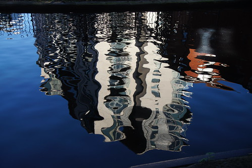 Wobbly Reflection | by tim ellis