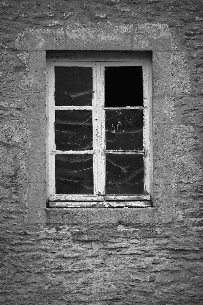 an window with a an window with a flickr