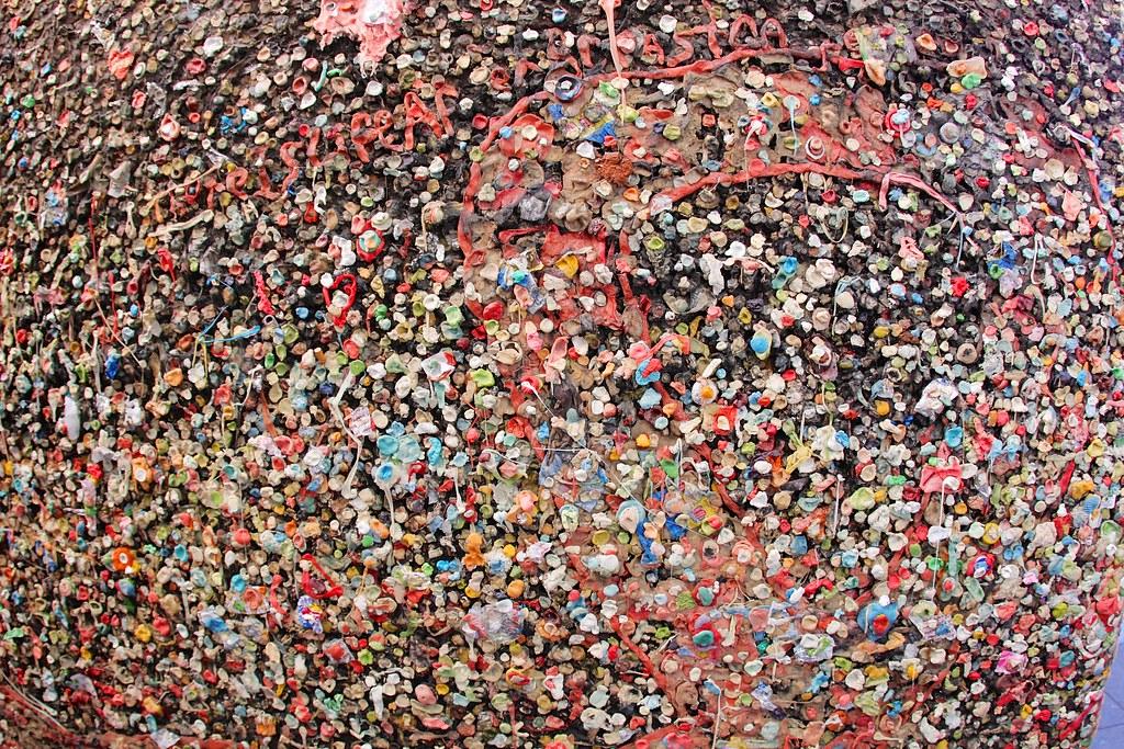 Countless Of Gums Bubblegum Alley San Luis Obispo