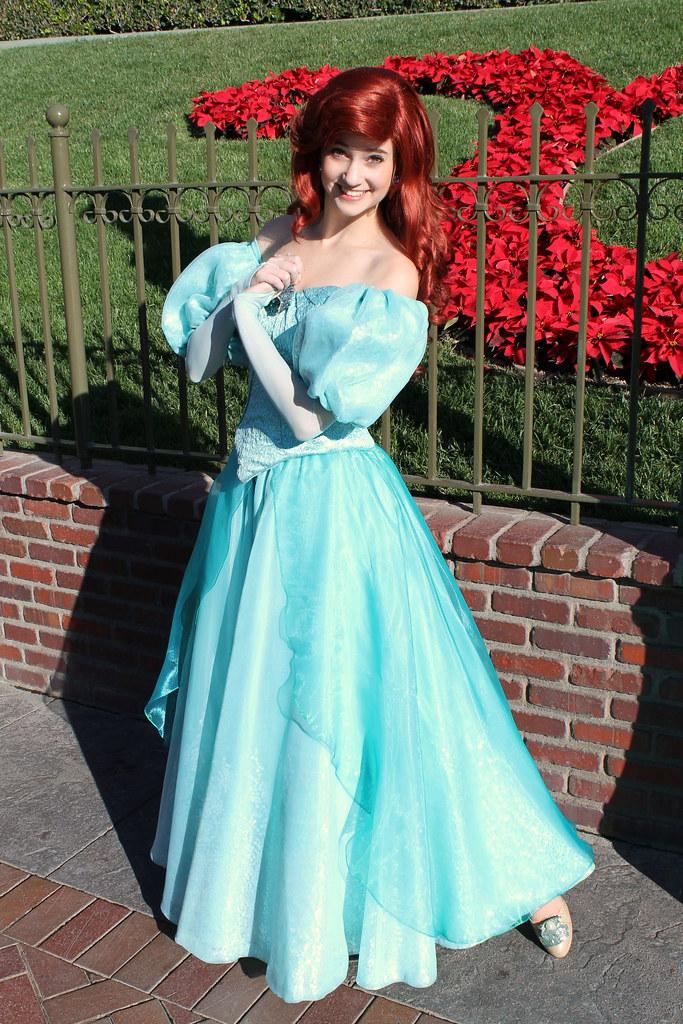 Meeting Ariel in her n...