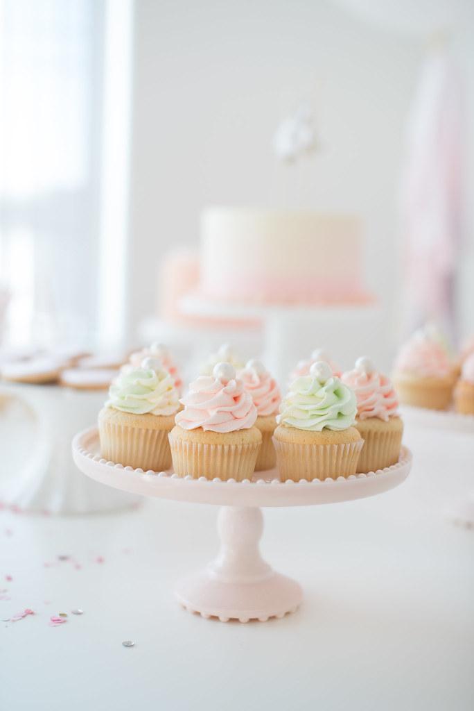 Pastel Cupcakes | Tessa | Flickr