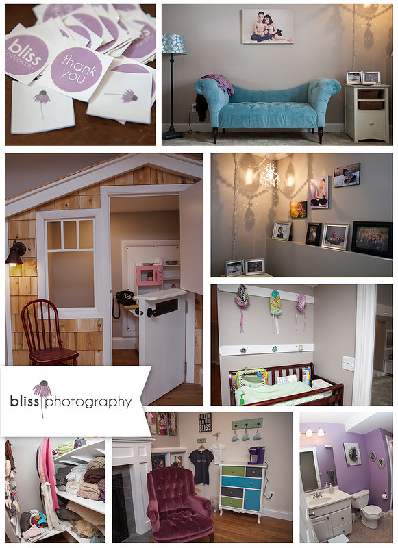 Bliss Photography Studio Open House