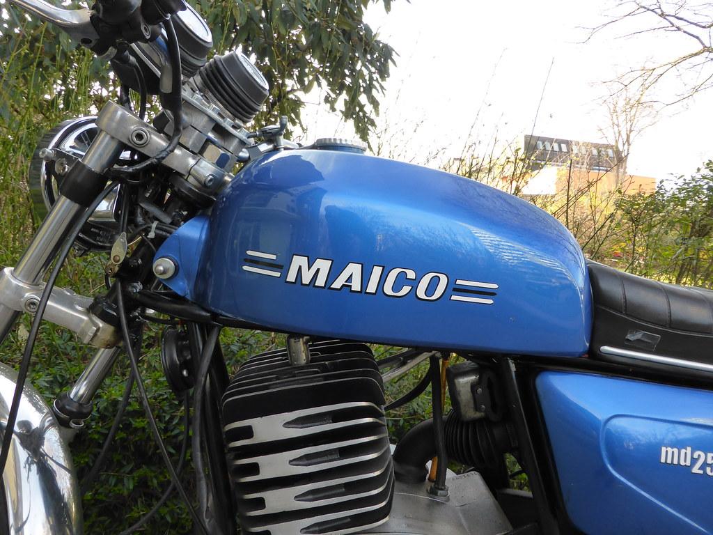 maico md 250 maico ist der name eines. Black Bedroom Furniture Sets. Home Design Ideas