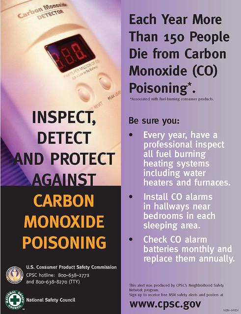 Carbon Monoxide Detector Ringing When Unplugged