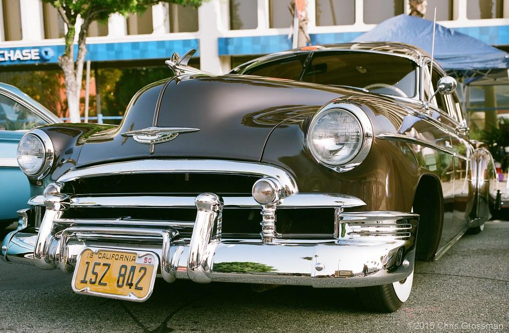 1950 Chevrolet Fleetline Deluxe 4 Door Sedan Fuji Gsw690