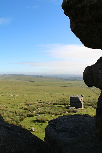 The view from Little Mis Tor