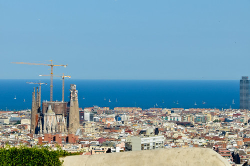 Gaudi's Park Güell