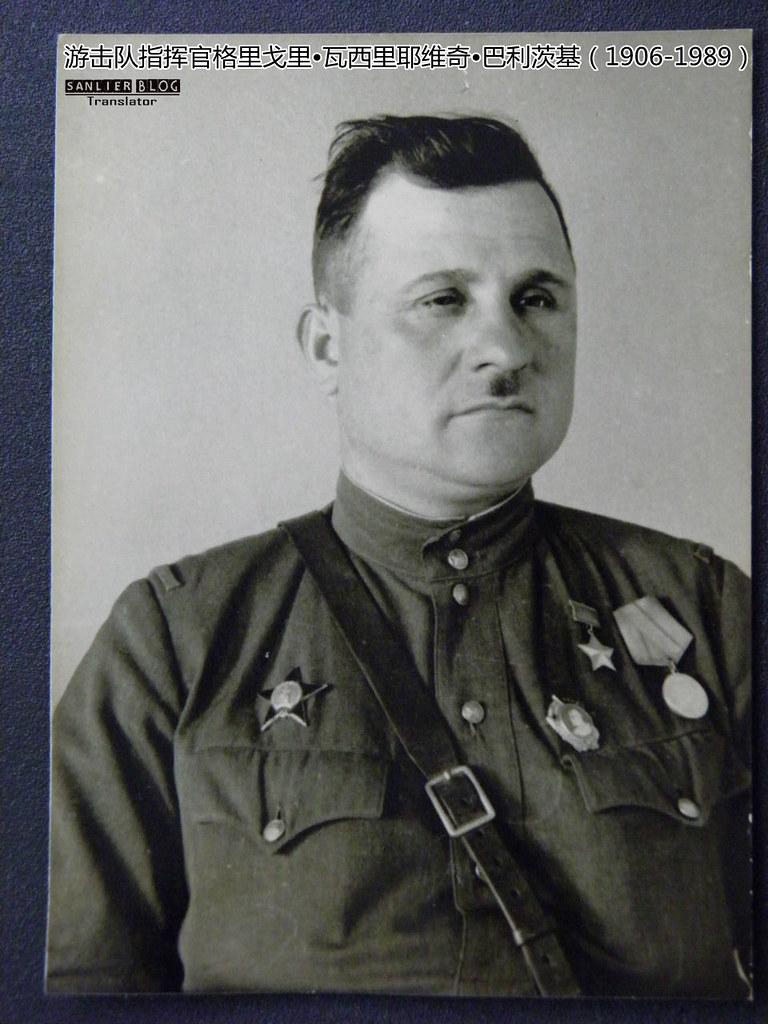 乌克兰游击队指挥官10