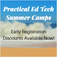 practical ed tech summer camps small square