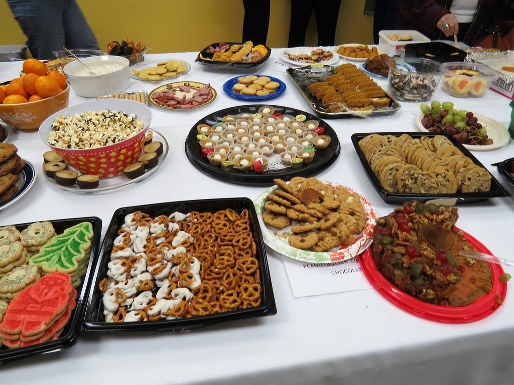 Potluck Snacks | Luke Jones | Flickr