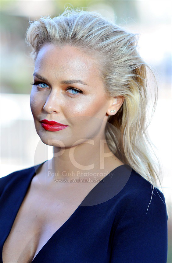 Aacta Awards Lara Bingle Paul Cush Flickr