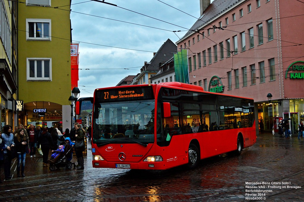 mercedes benz 0530 citaro i r seau vag freiburg im brisg flickr. Black Bedroom Furniture Sets. Home Design Ideas