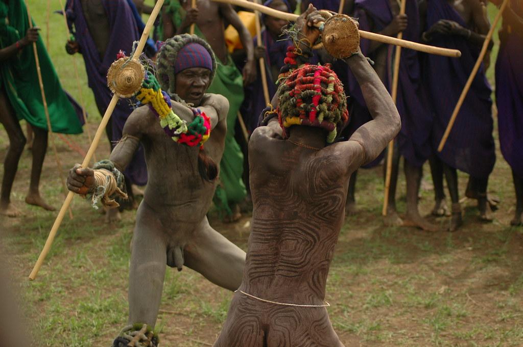 Donga fighting. Surma   Victor Gundarev   Flickr