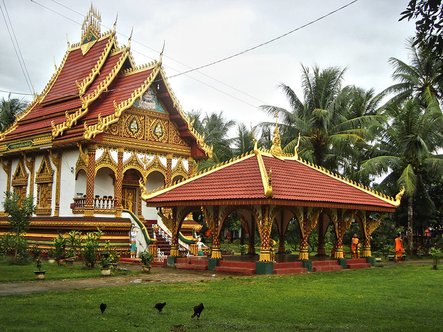 Attapeu Laos  city photos gallery : Wat, Attapeu, Laos | Flickr Photo Sharing!