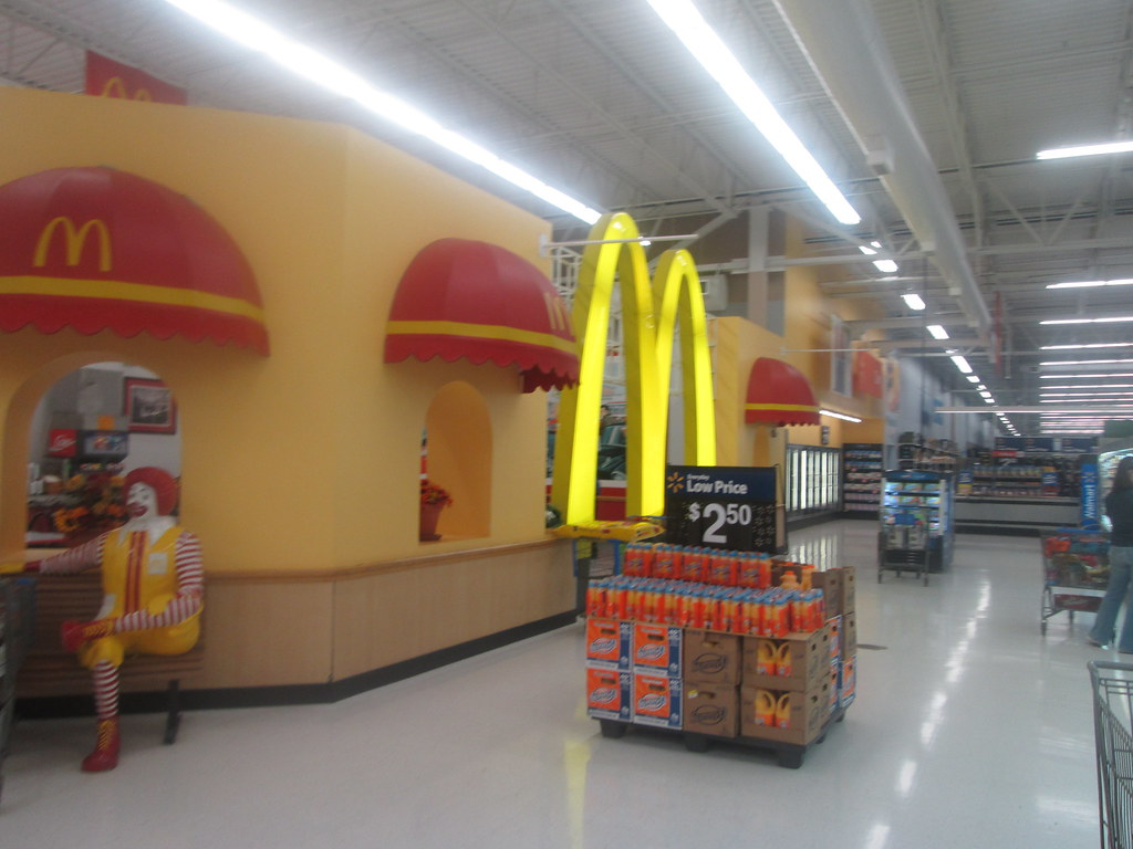 wal mart and mcdonalds are ecofriendly companies that benefit millions of people Wal-mart consumer behavior shows buying green is to reflect the growing consumer preference for eco-friendly products, wal-mart will now the company and its.