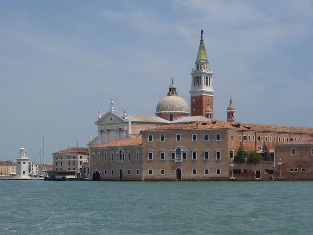 San Marco desde San Giorgio Maggiore (Venecia)