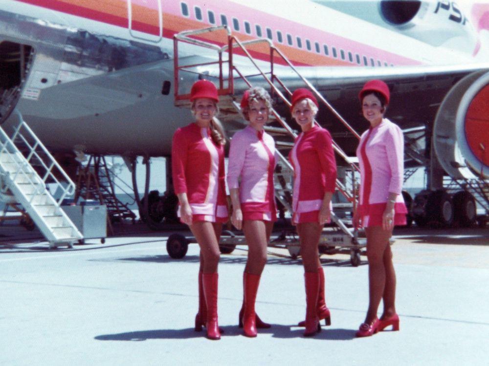 Debbie Psa Airlines 000137 Photo Of Pacific Southwest