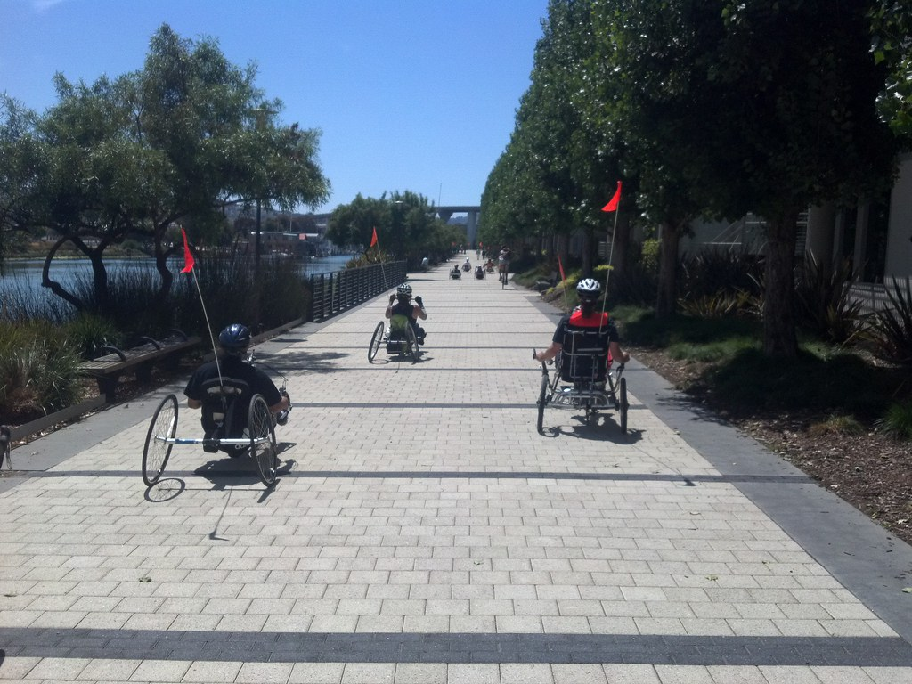 Adaptive Cycling Ride: August 18th, 2013