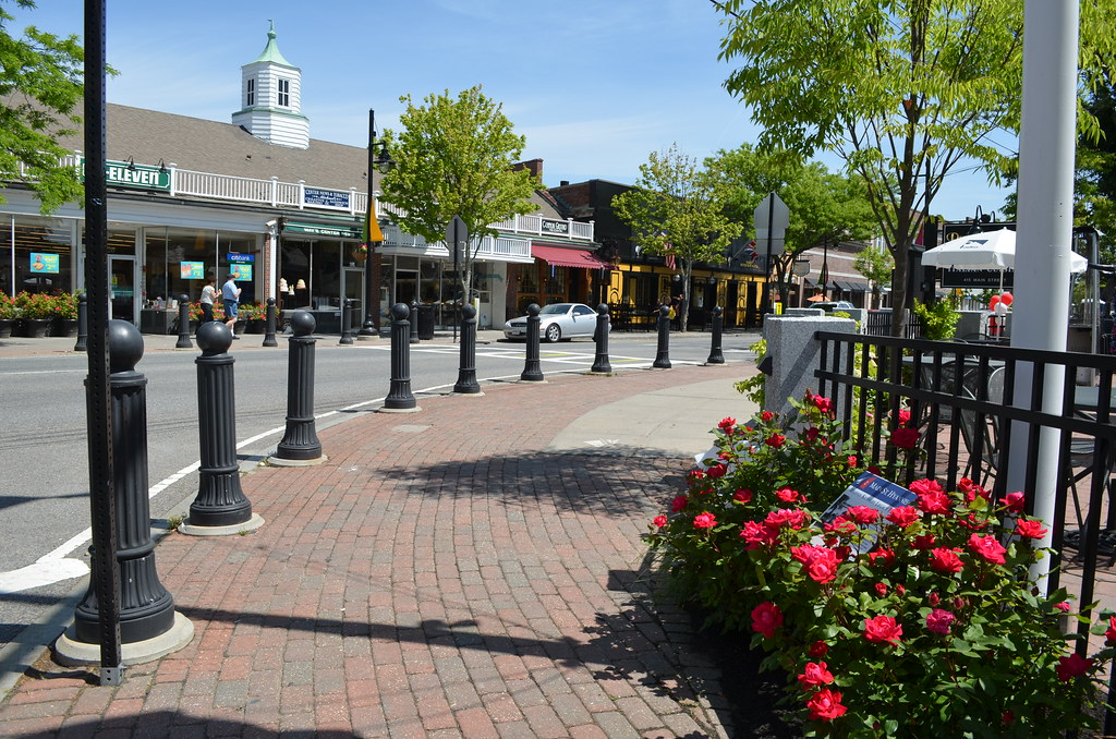 Hyannis Town Center, Cape Cod, MA | Massachusetts Office ...