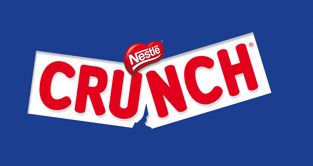 Crunch logo | More about Crunch: www.nestle.com/brands ...