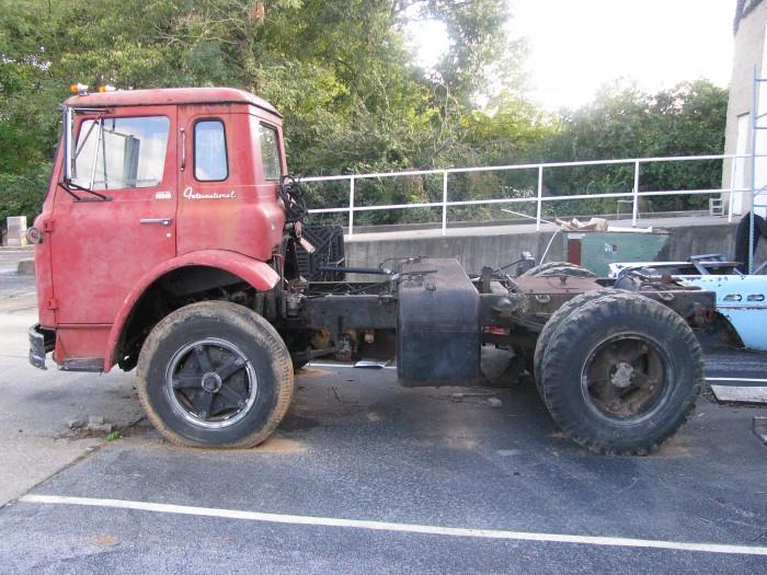 Trucks For Sale 1969 International Loadstar | Gearz TV project | SweetwaterTrucker ...