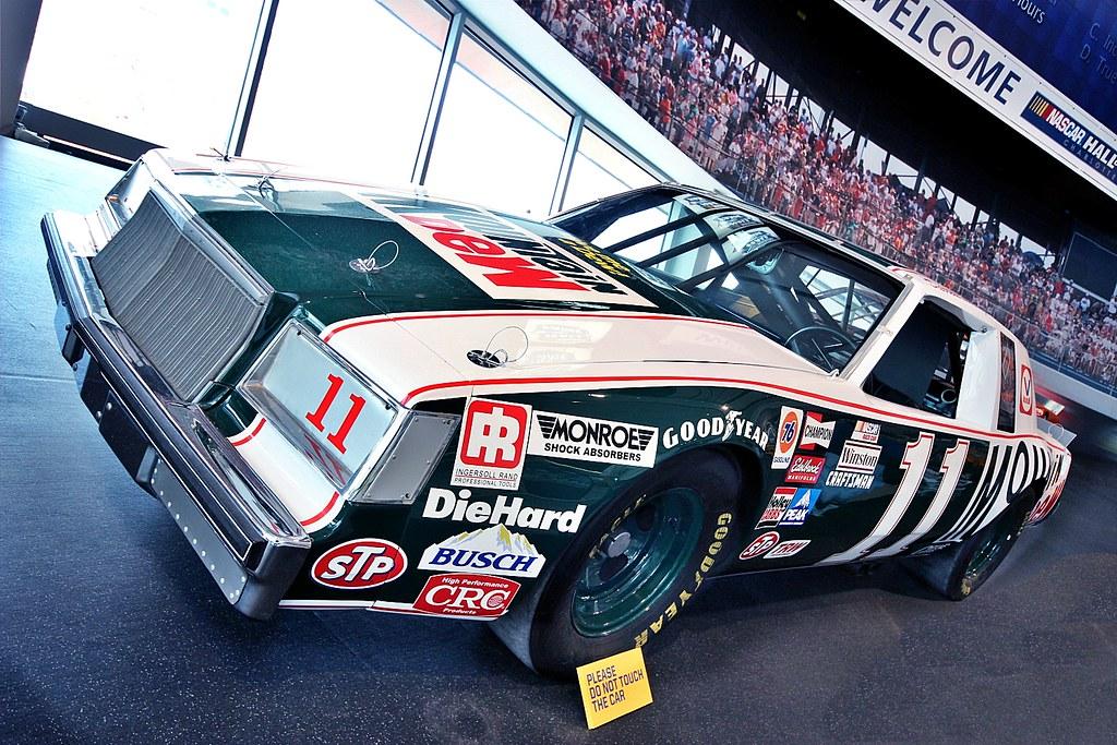 1981 No 11 Mountain Dew Buick Darrell Waltrip Taken In