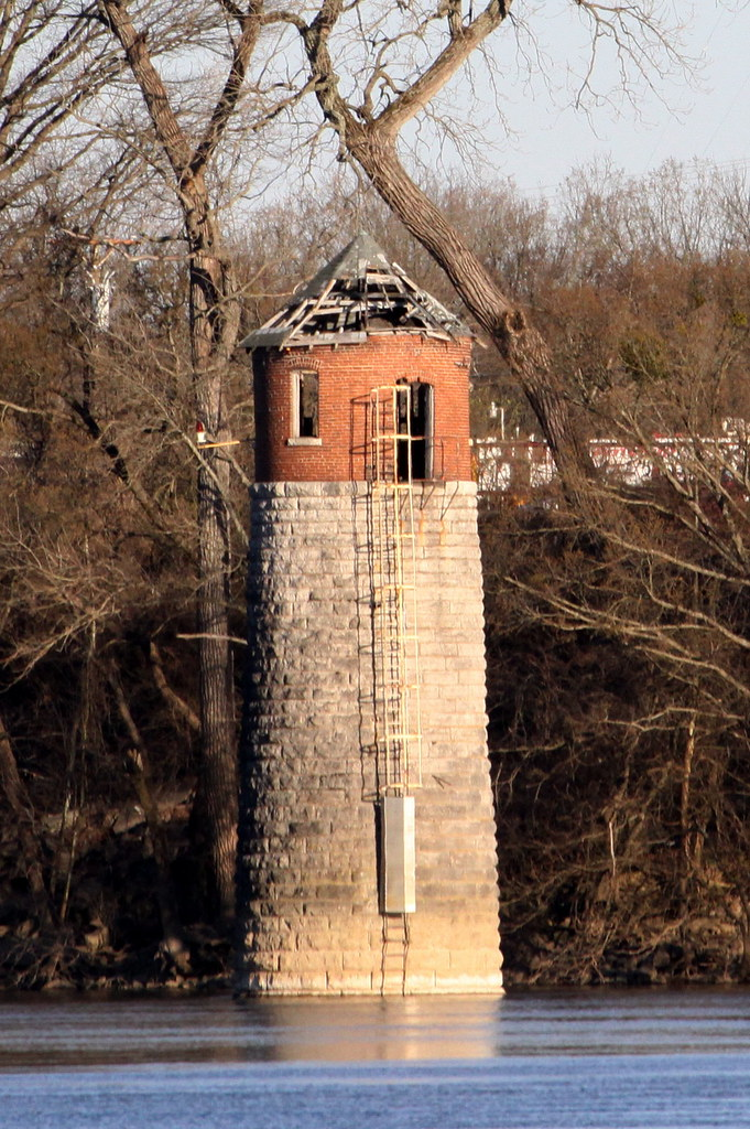 Omohundro Waterworks Lighthouse In Tennessee There Are