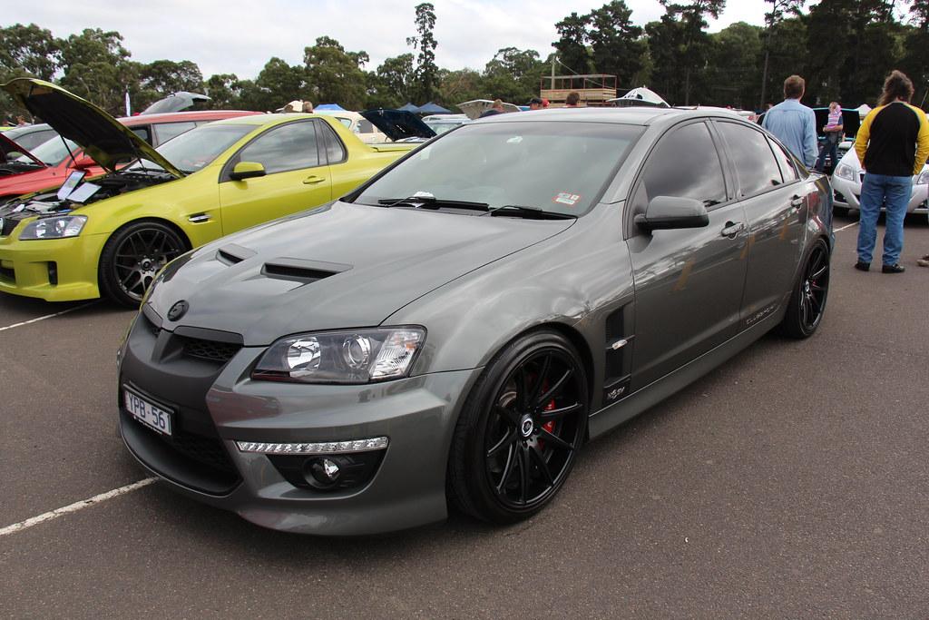 2010 Holden Hsv Ve Commodore Clubsport R8 Sedan Alto