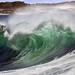 Angry waves at Bluff Beach Iluka