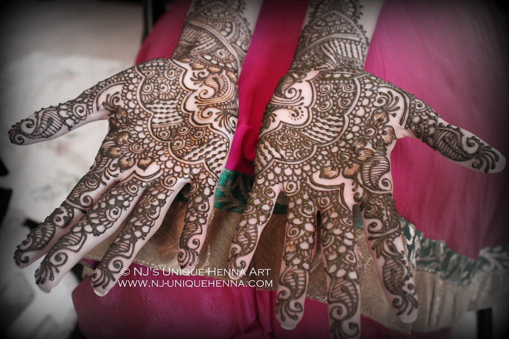 Bridal Mehndi Nj : Shivanis bridal henna 2013 © njs unique art flickr