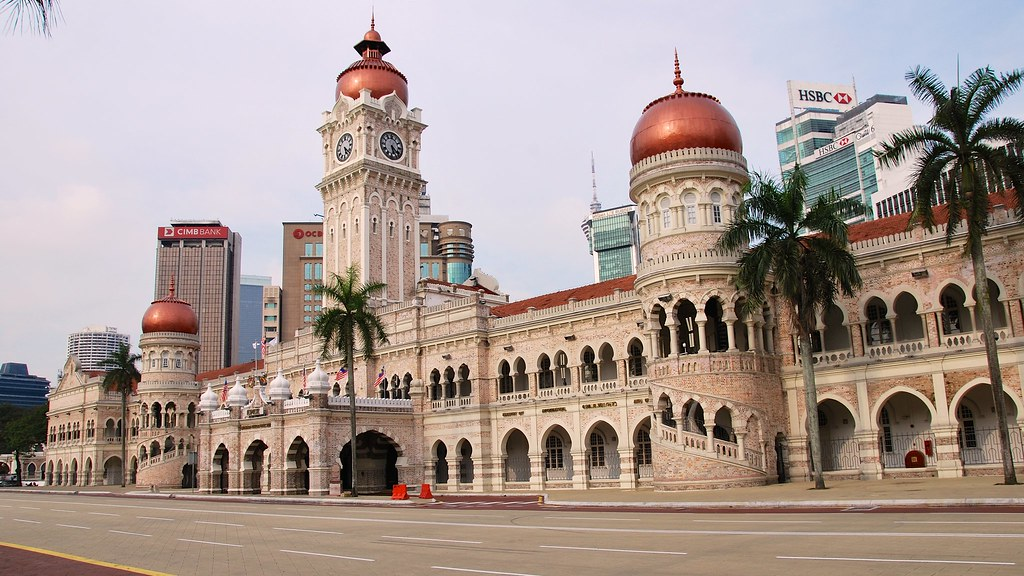 Image result for sultan abdul samad building kuala lumpur