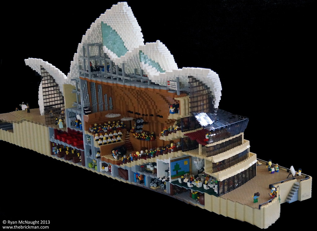 LEGO Sydney Opera House Ive Been Wanting To Build This