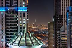 In Between Skyscrapers